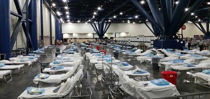 COVID-19 Notfallkrankenhaus - Foto von CDC from Pexels
