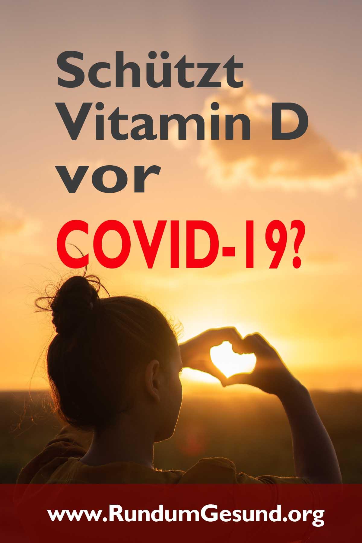 Schützt Vitamin D vor COVID-19?