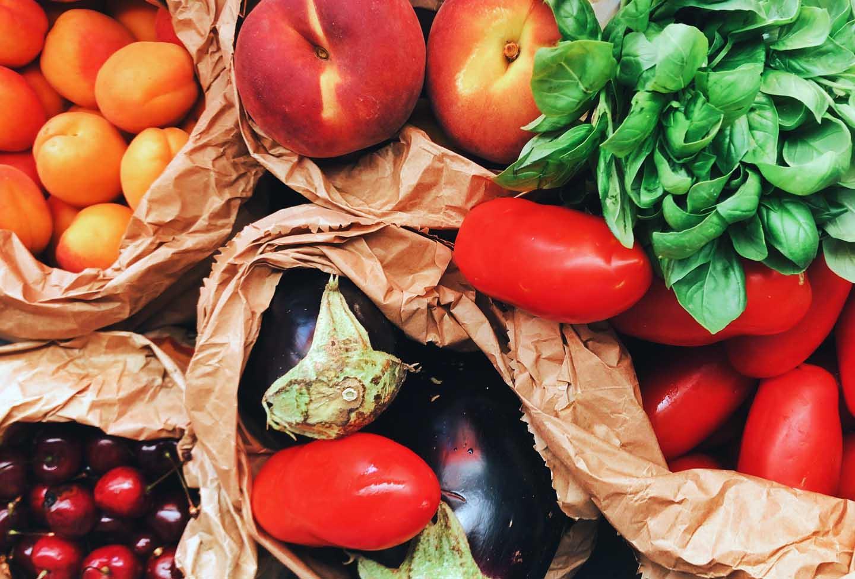 Vorteile von Einheimischen Lebensmitteln
