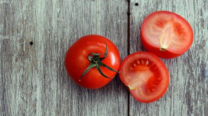 Tomaten sind eine gute Lycopinquelle
