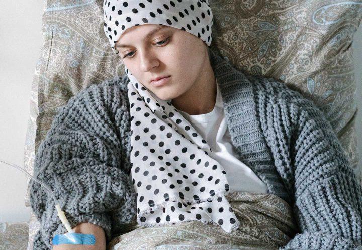 Ein Krebspatient - Foto by Ivan Samkov from Pexels